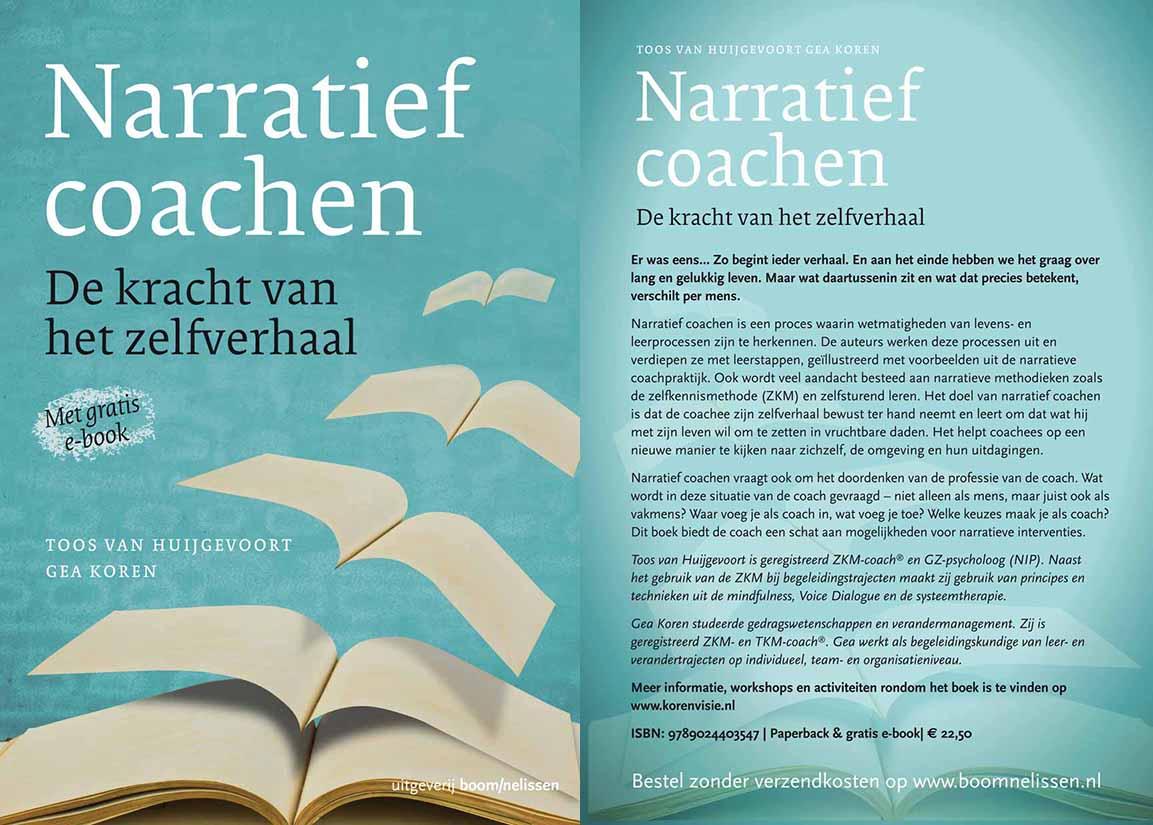 Narratief coachen: de kracht van het zelfverhaal